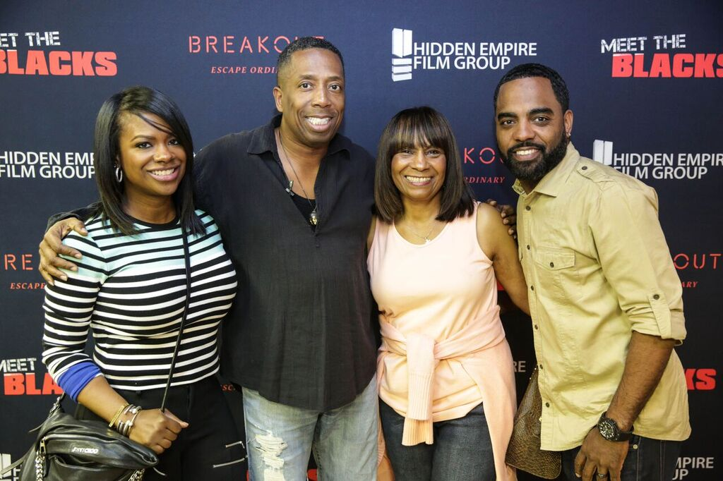 Atlanta Celebs Escape the Room at the 'Meet the Blacks Celebrity Breakout'