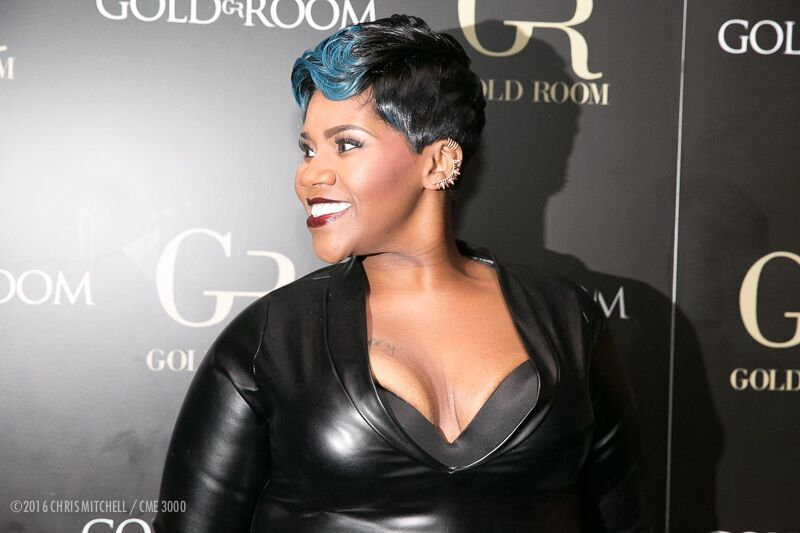 Kelly Price Celebrates Her Birthday At The Gold Room