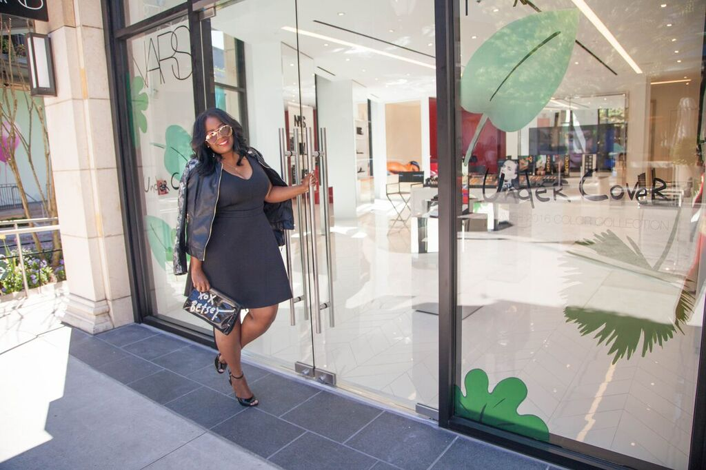Sneak Peek: NARS Buckhead Atlanta Boutique