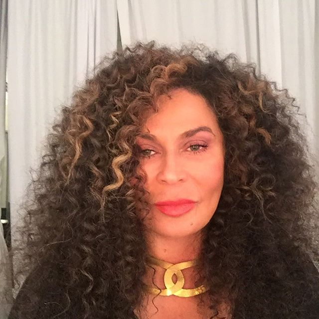 Get The Look: Tina Lawson Shares Natural Hair Care Tips