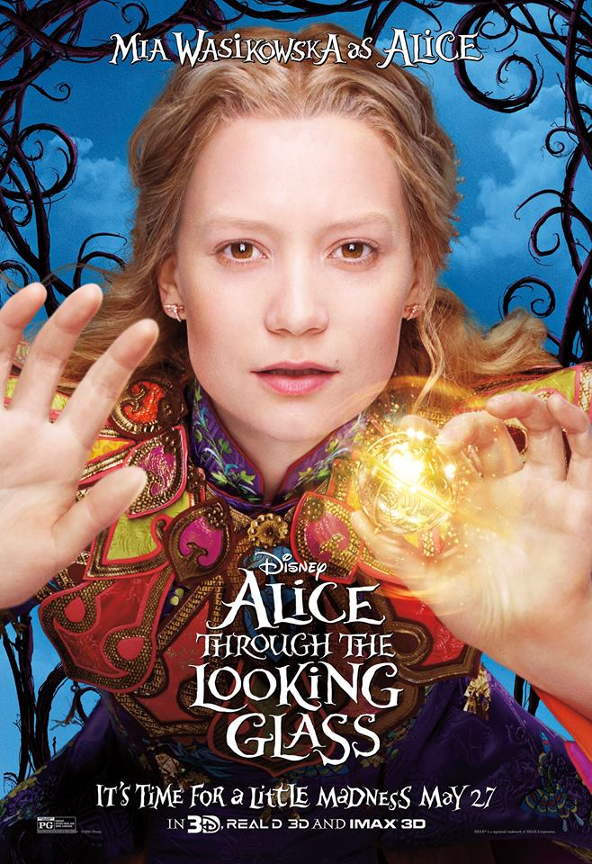 One On One Interview With Actress Mia Wasikowska