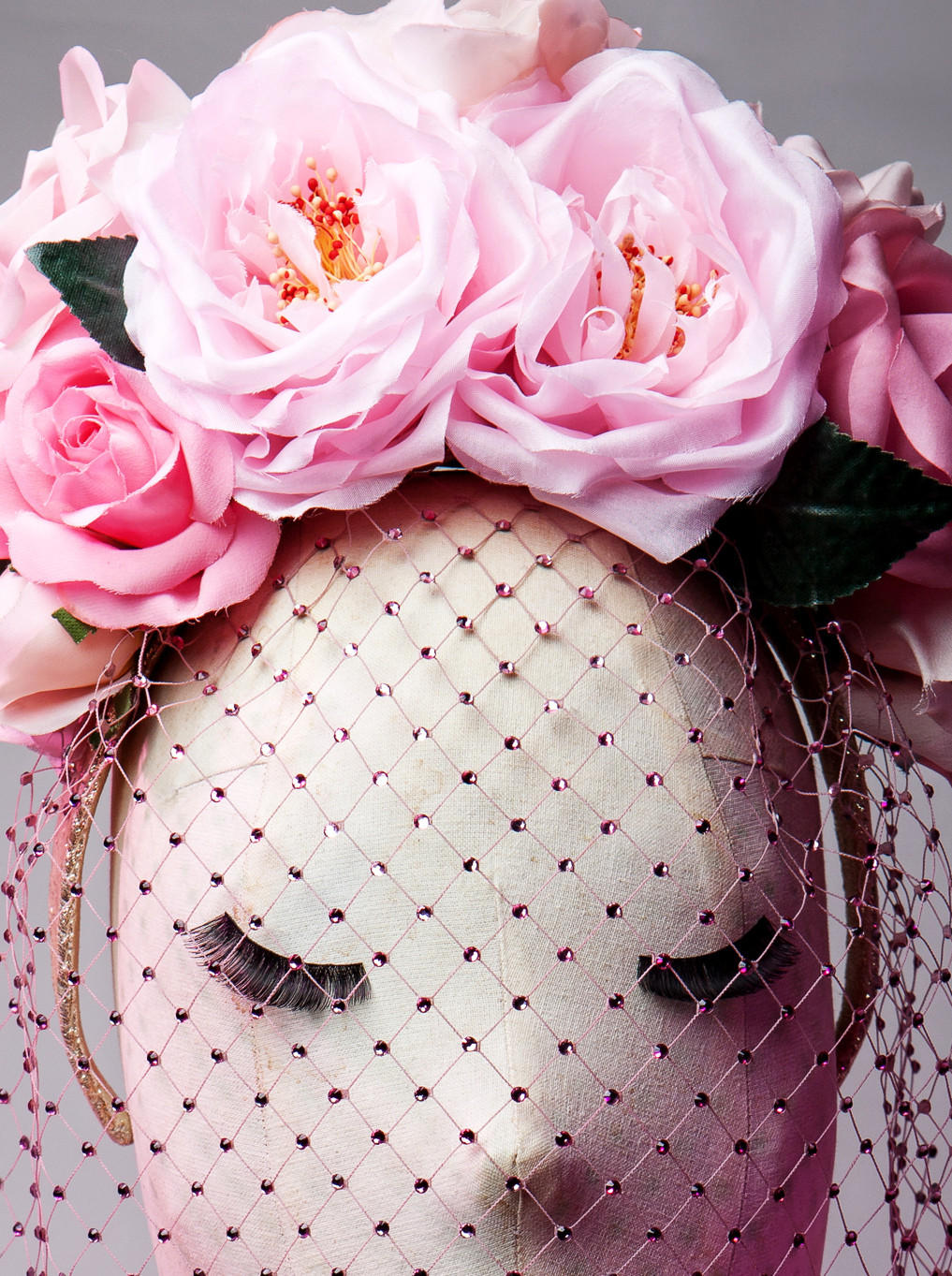 Couture Mother's Day Hats By Anya Caliendo