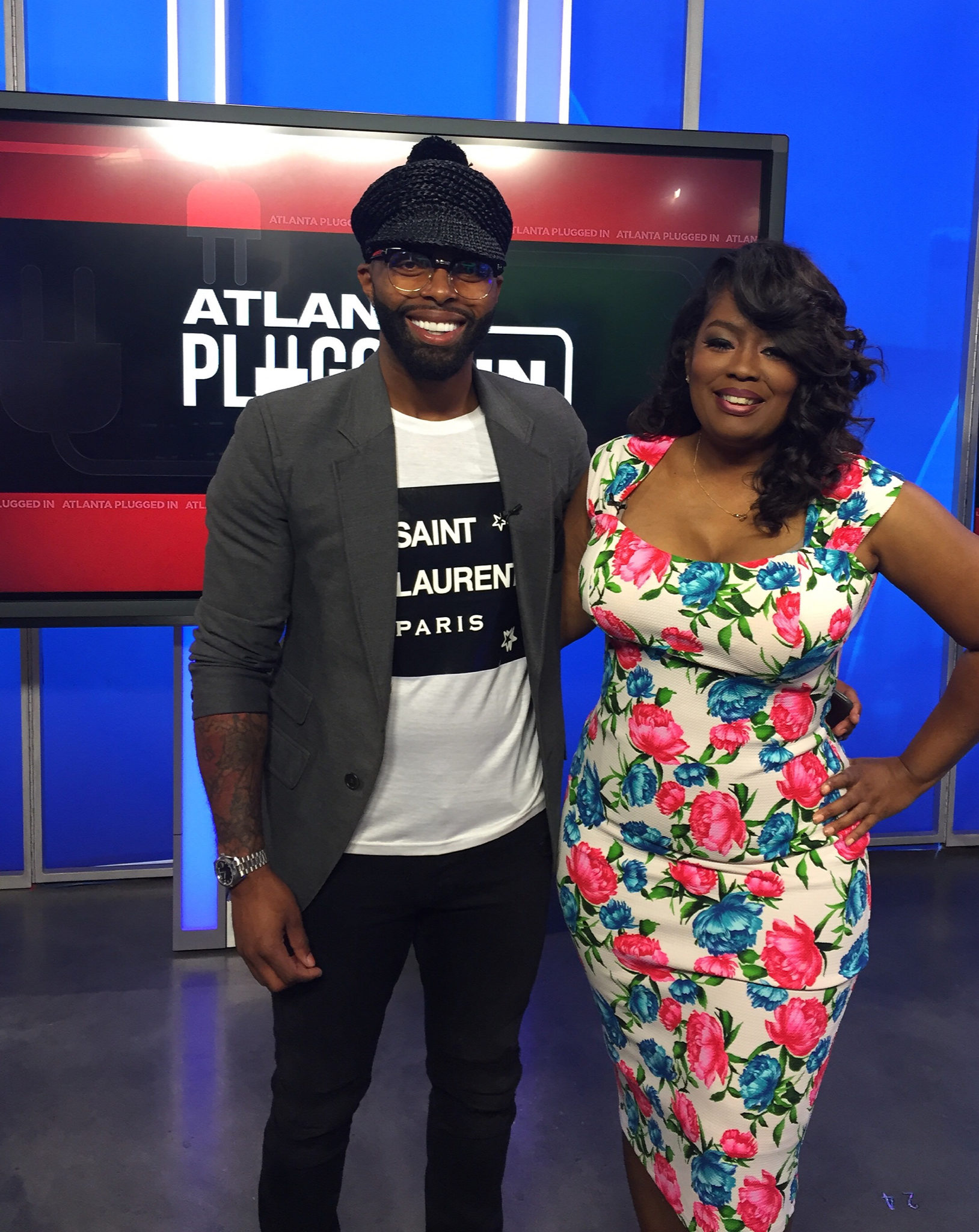 Video Clip: 'Curvy Girl Fashions' On CBS46's 'Atlanta Plugged In'