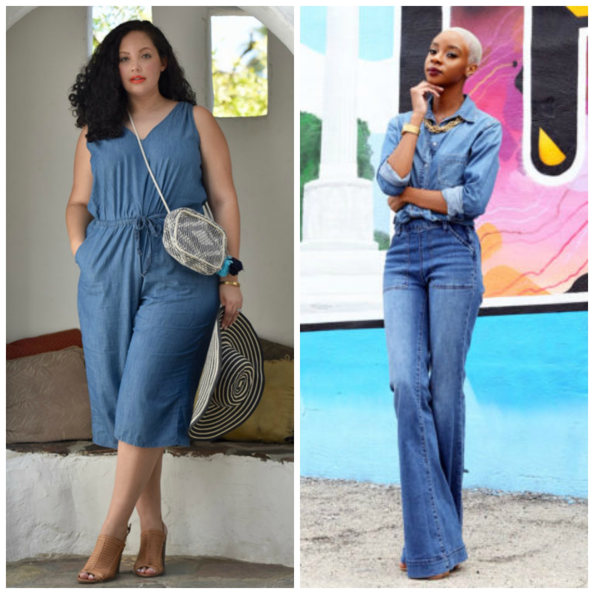 Fashion Trend: Denim On Denim