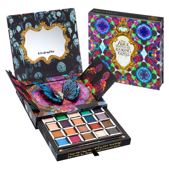 Currently Obsessed With: Urban Decay 'Alice Through The Looking Glass' Eyeshadow Palette