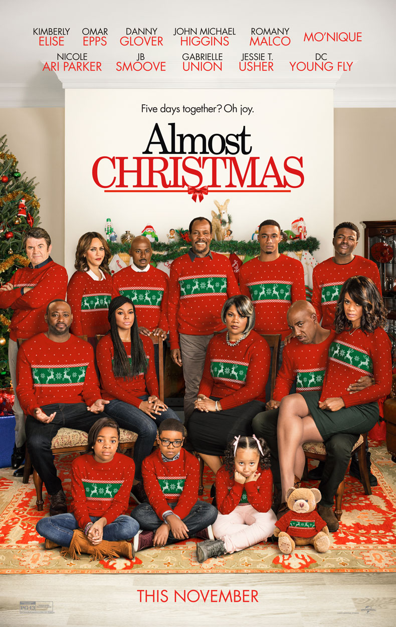 New Movies: 'Almost Christmas'