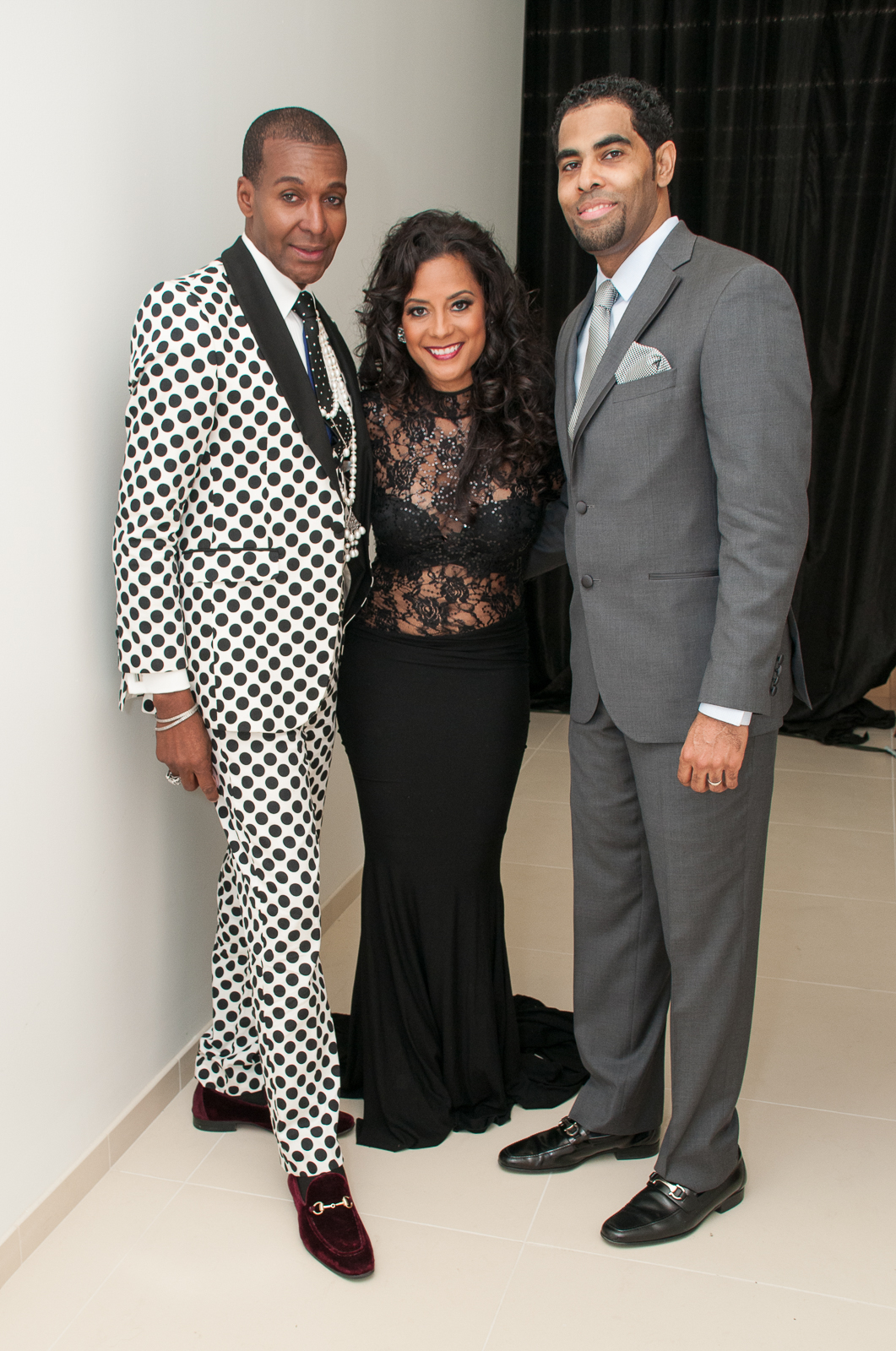Behind-The-Scenes: Lisa Nicole Cloud's 'Fashion For A Cause' Charity Event