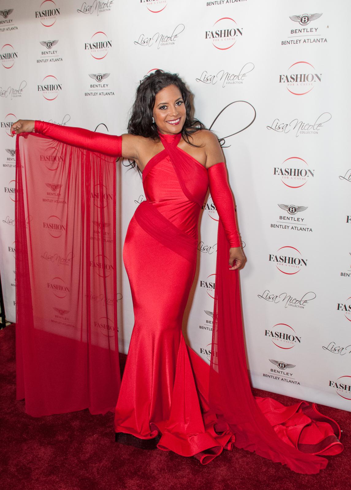 Lisa Nicole Cloud's 'Fashion For A Cause' Runway Show