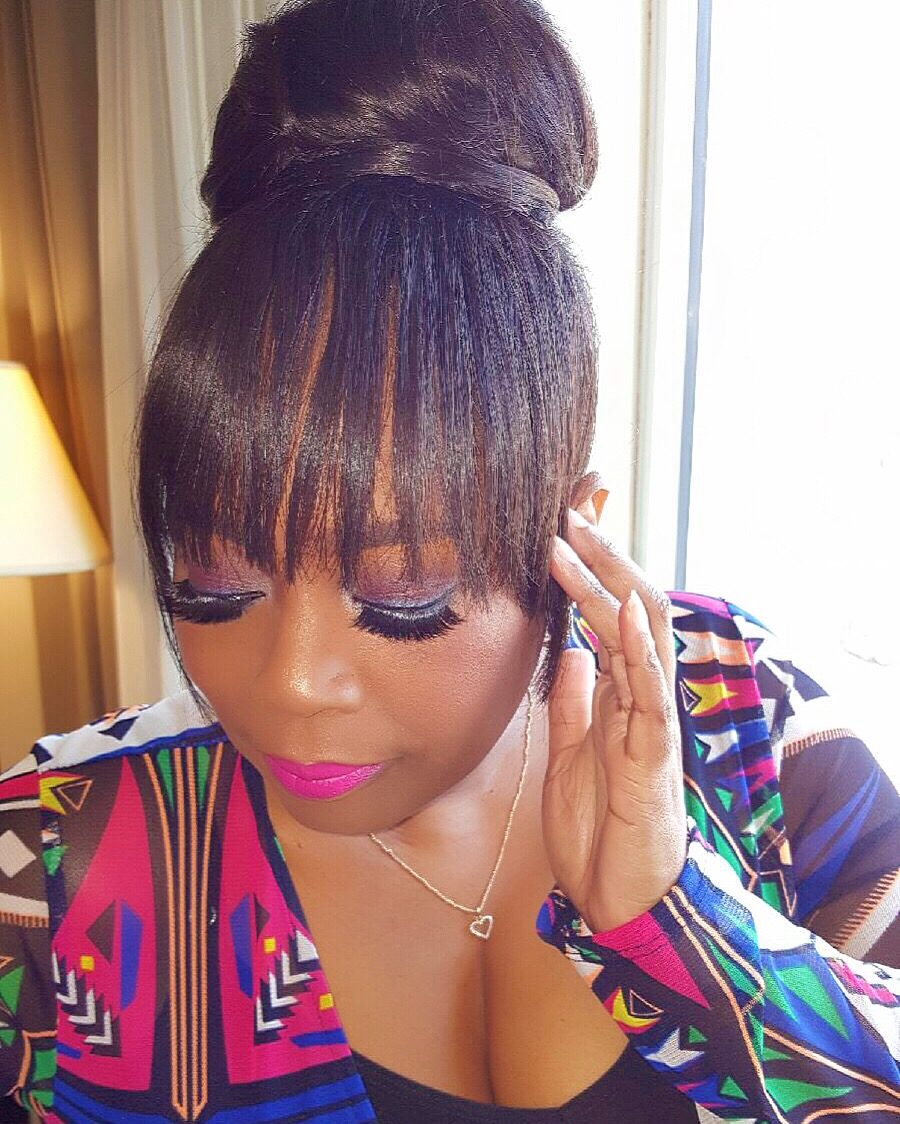 Creme of Nature: Get Ready With Me For 'BET Awards 2016' Red Carpet