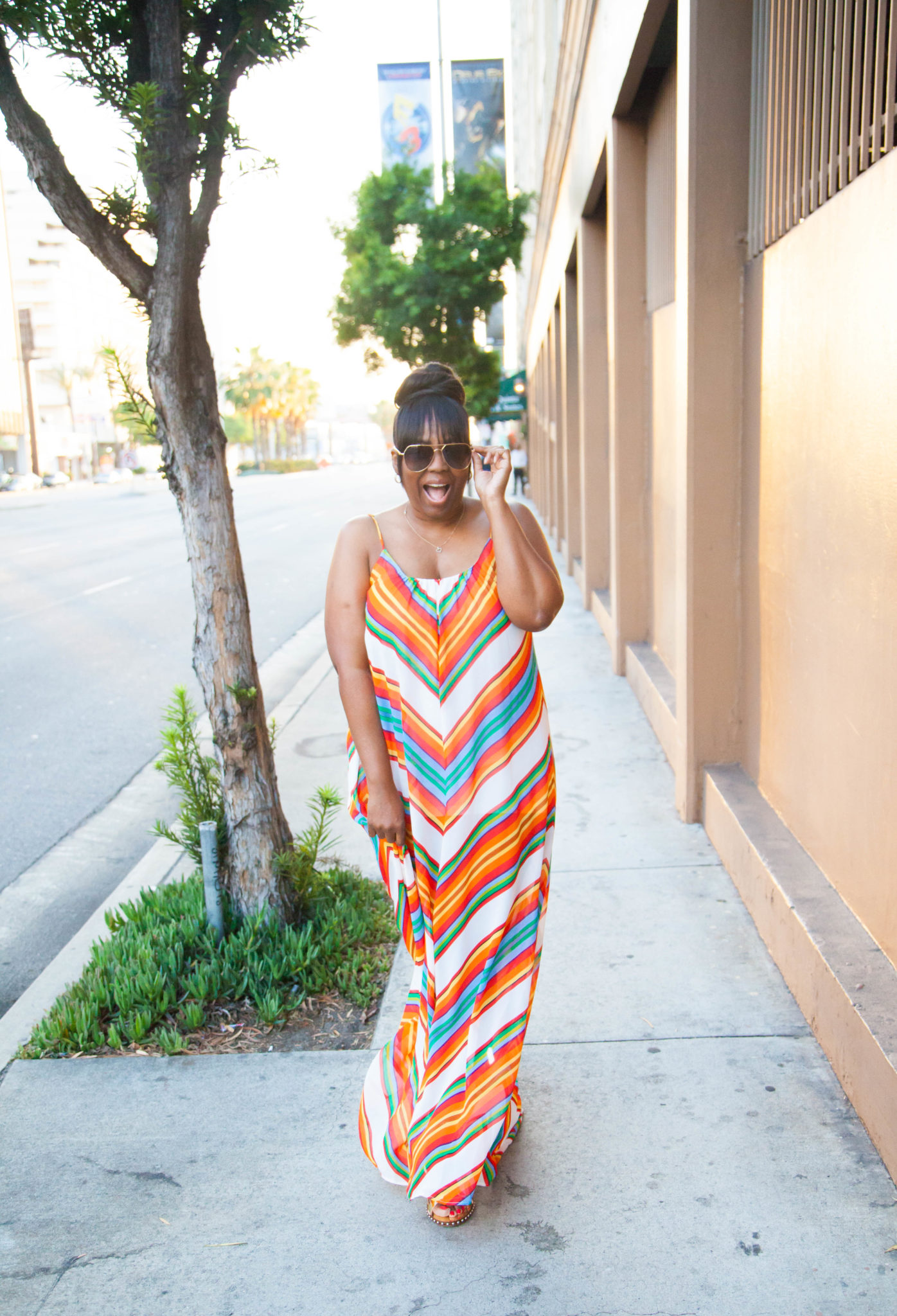 My Style: Show Me Your MuMu Maxi Dress