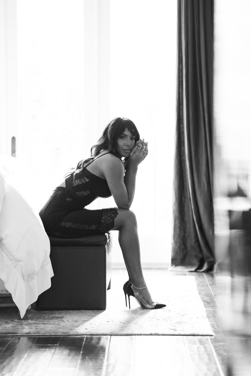 Peek Inside: Kelly Rowland's Closet