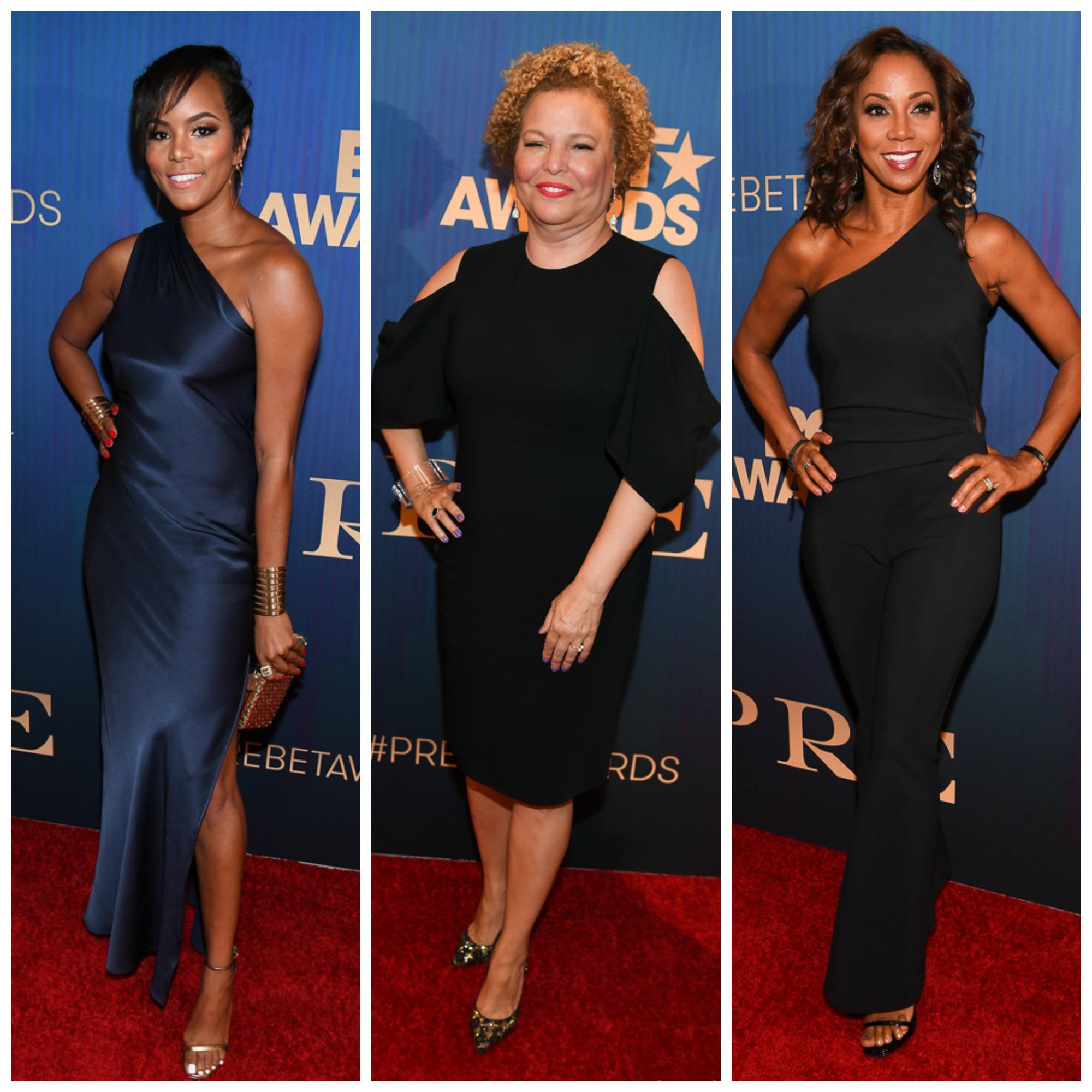 Pics: Pre BET Awards In Los Angeles