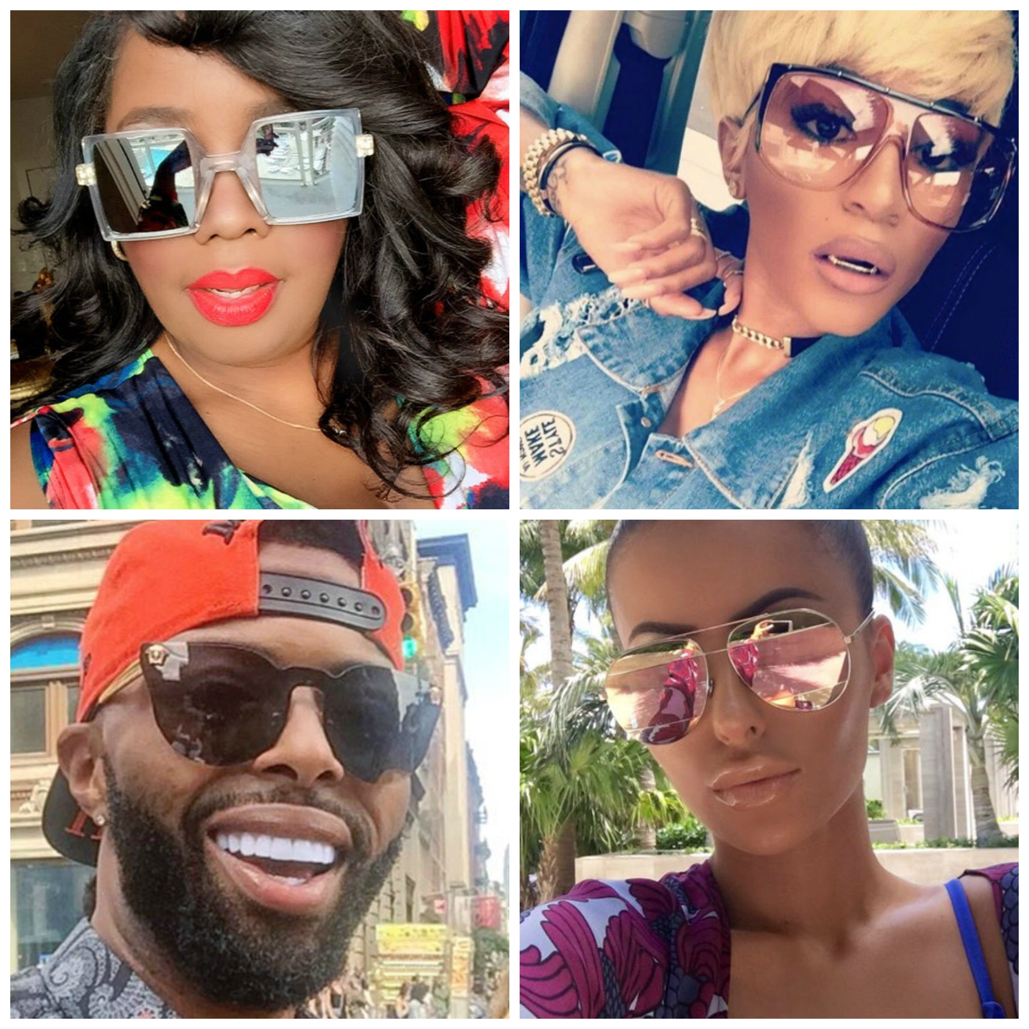 Fashion Trend: Hot Shades For Summer!