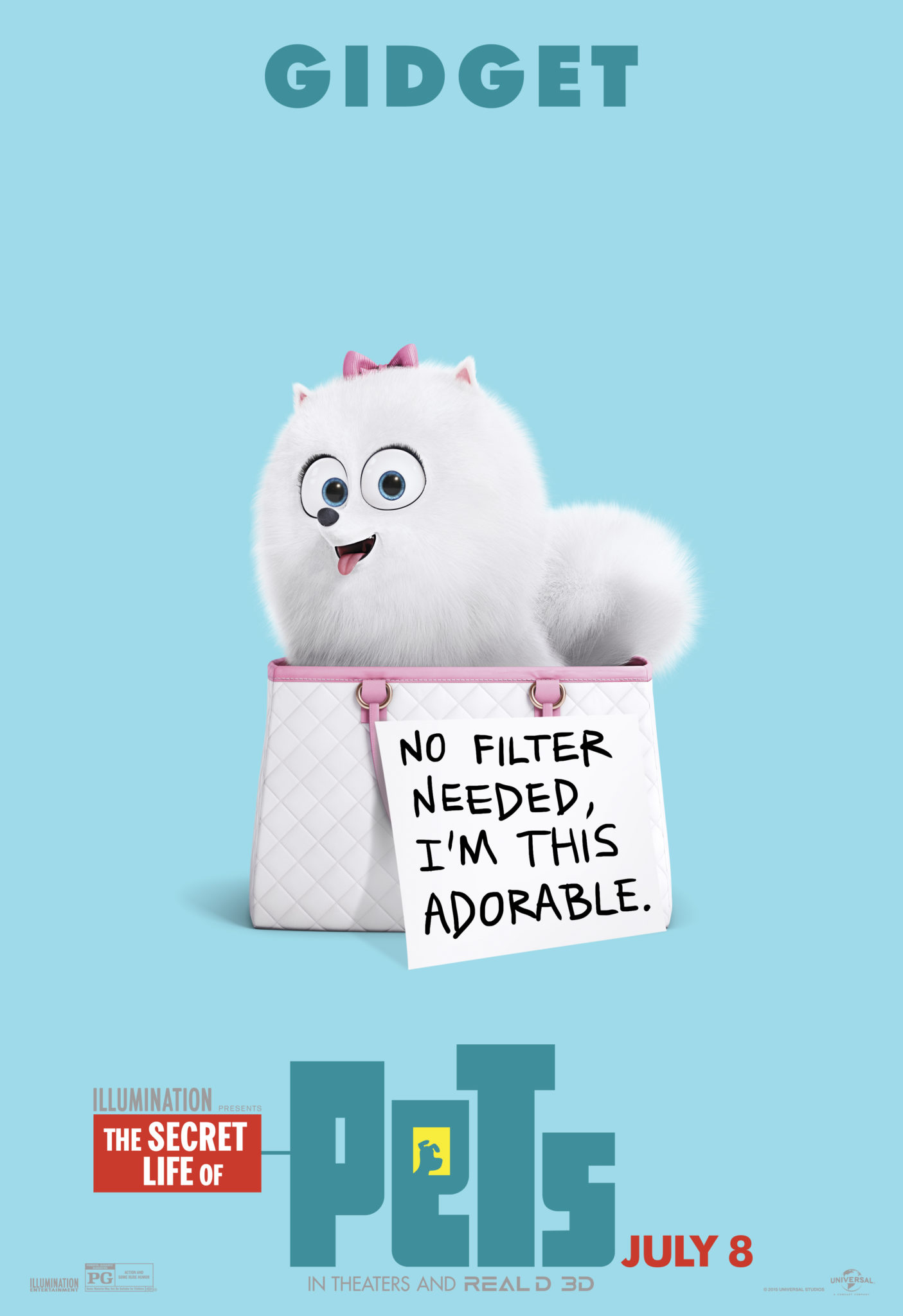 New Movie: 'The Secret Life Of Pets'