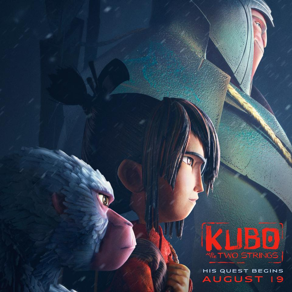 New Movie: 'Kubo And The Two Strings'
