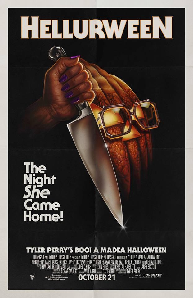 New Movie: 'Boo! A Madea Halloween'