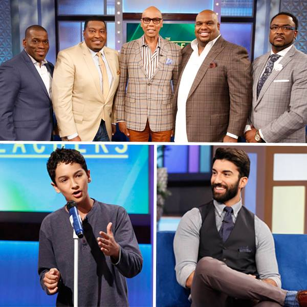 In Case You Missed It: Poet Royce Mann Stops By 'The Preachers'