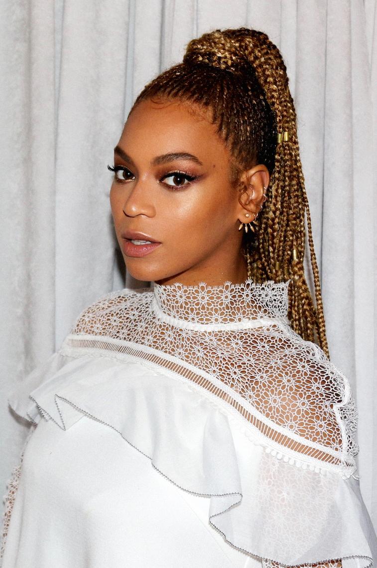 Wardrobe Breakdown: Beyonce At Wimbledon