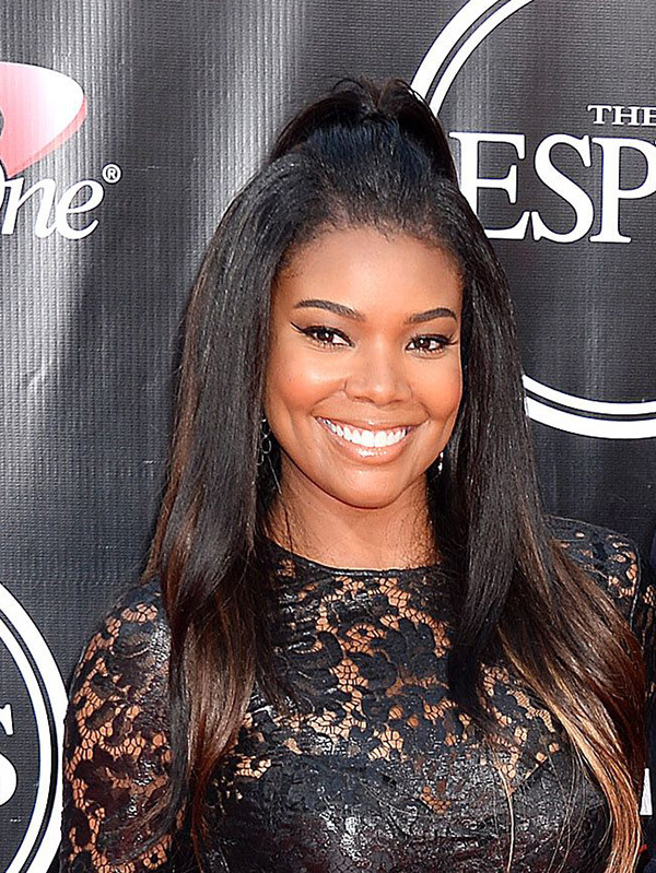 Get The Look: Gabrielle Union At Espy Awards
