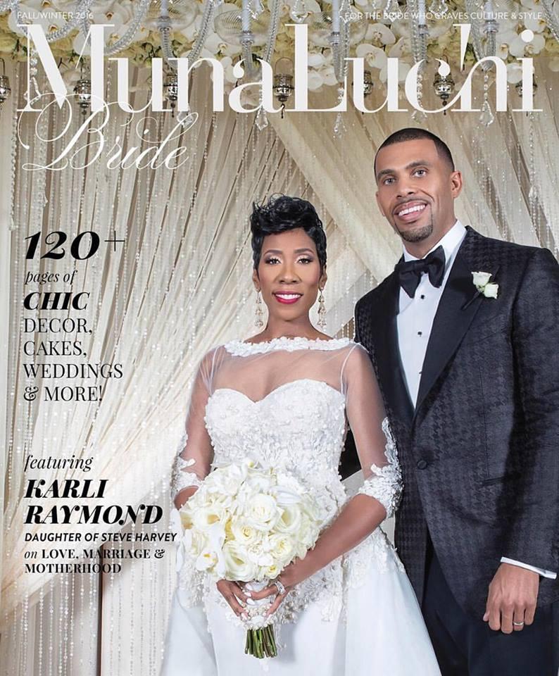 Karli and Benjamin Raymond For 'Munaluchi Bride'