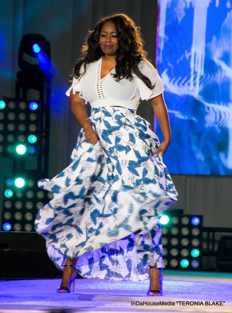 Recap: Modeling For Kandi Burruss' Tags Boutique At Bronner Bros Fashion Show