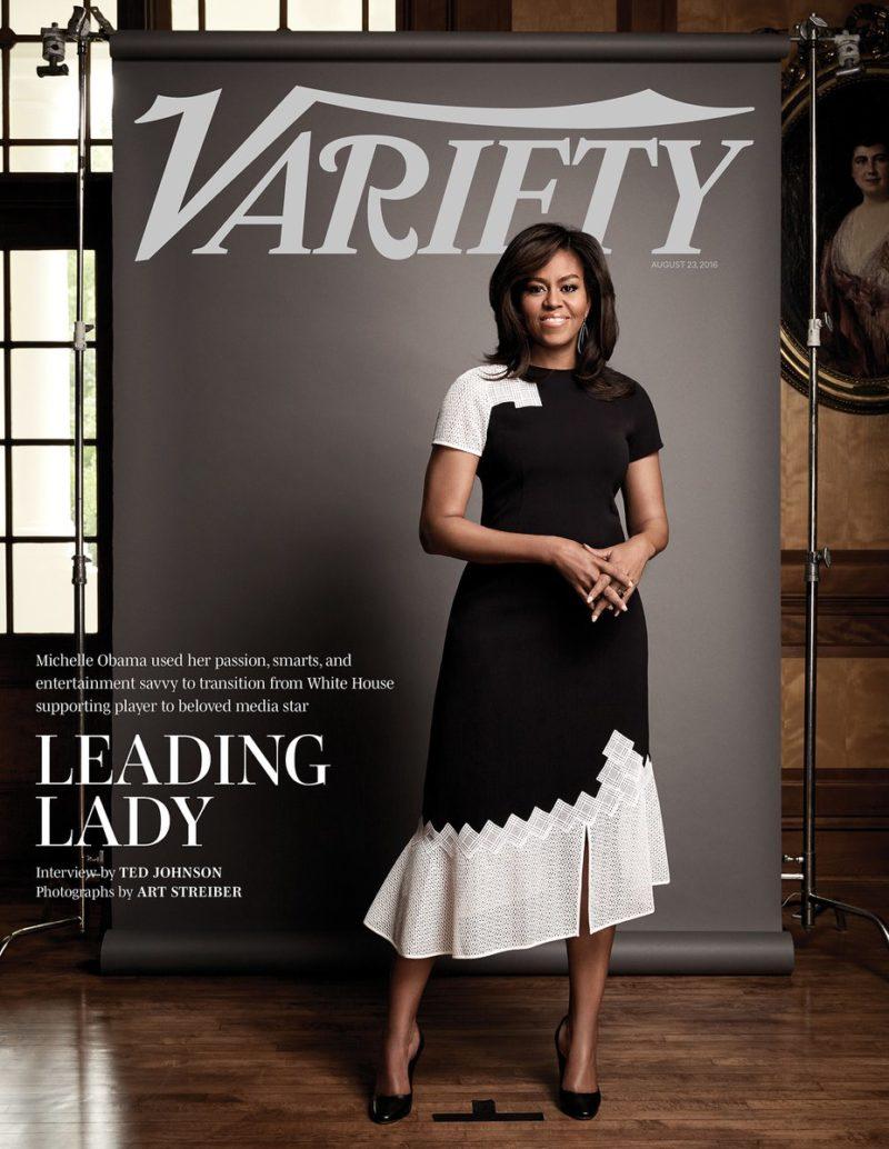 Wardrobe Breakdown: Michelle Obama For 'Variety' Magazine