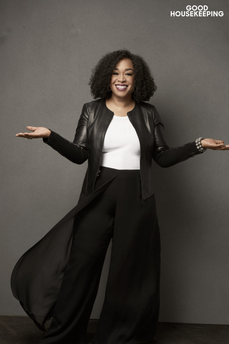 Shonda Rhimes Guest Edits For 'Good Housekeeping' Selects 25 Best & Brightest Women
