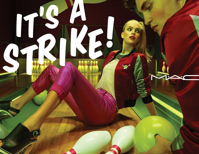 M.A.C. Presents: M.A.C. It's a Strike!