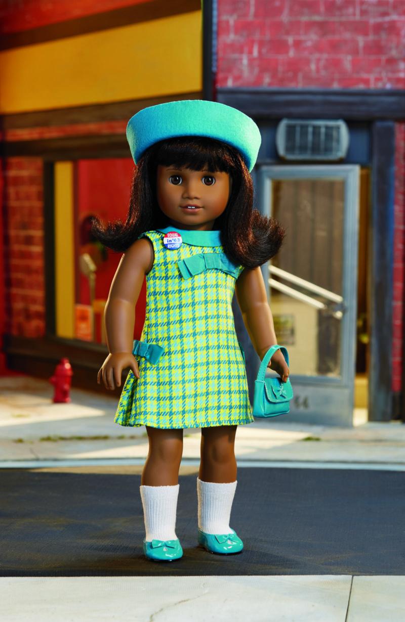 American Girl Newest Doll Melody Ellison