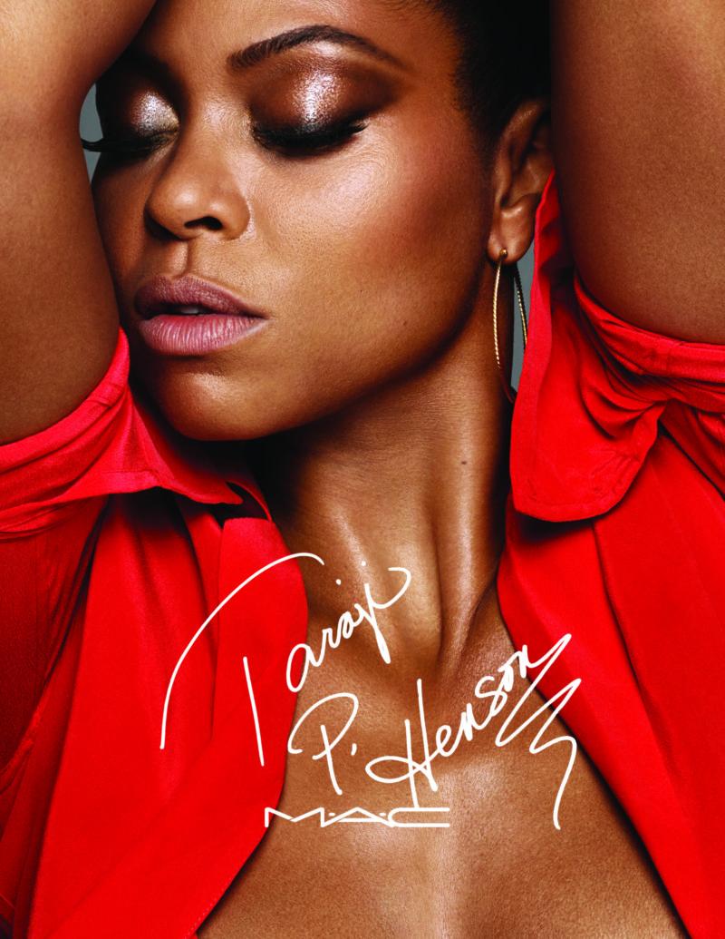 Taraji P. Henson To Collaborate With M.A.C Cosmetics