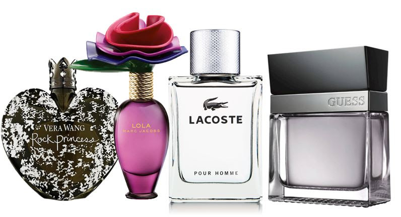 Back-To-School Fragrances For Her & Him