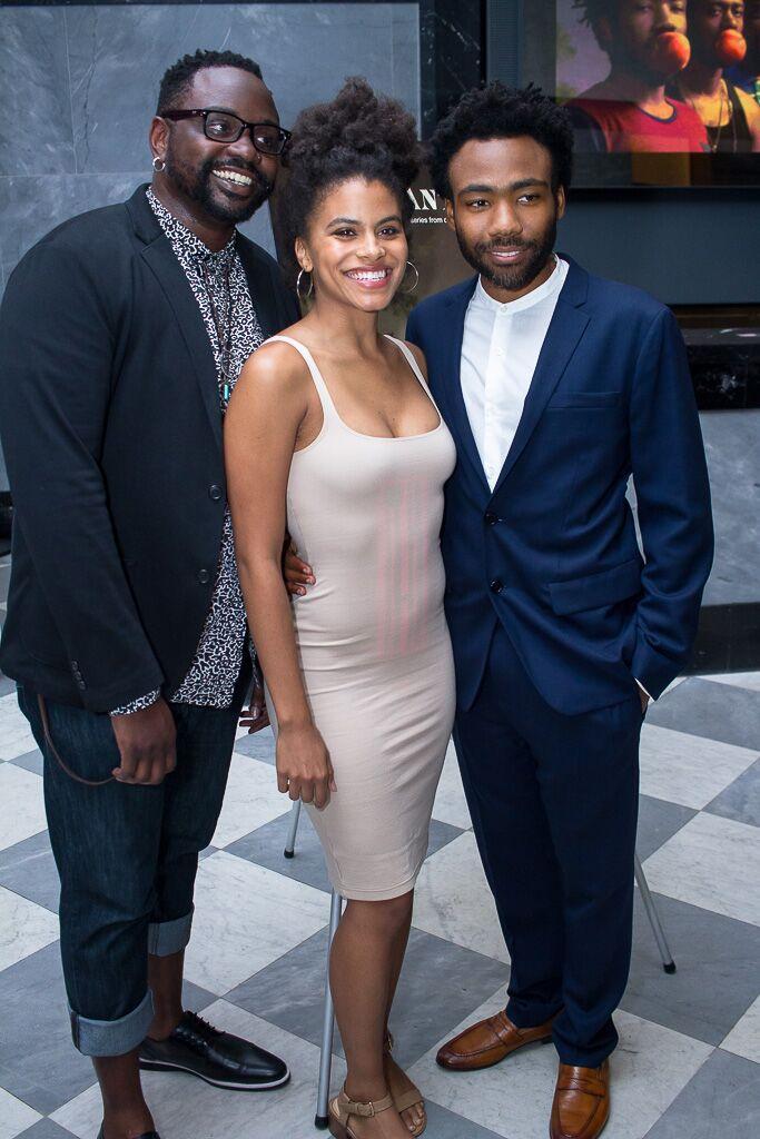 """Cast of FX's """"ATLANTA"""" Attend NY Screening"""