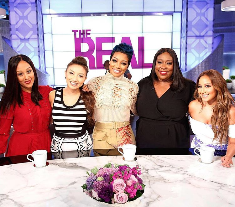 In Case You Missed It: Monica Brown On 'The Real'