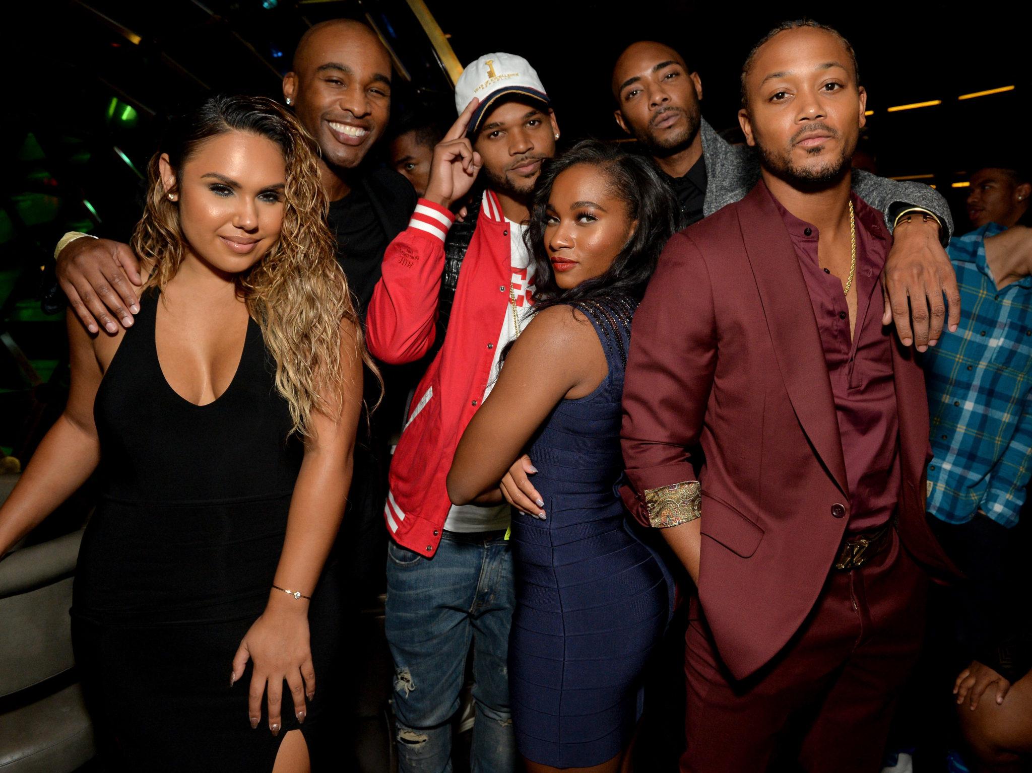 "WE tv's ""Growing Up Hip Hop"" Season 2 Premiere Screening & Party in NYC"