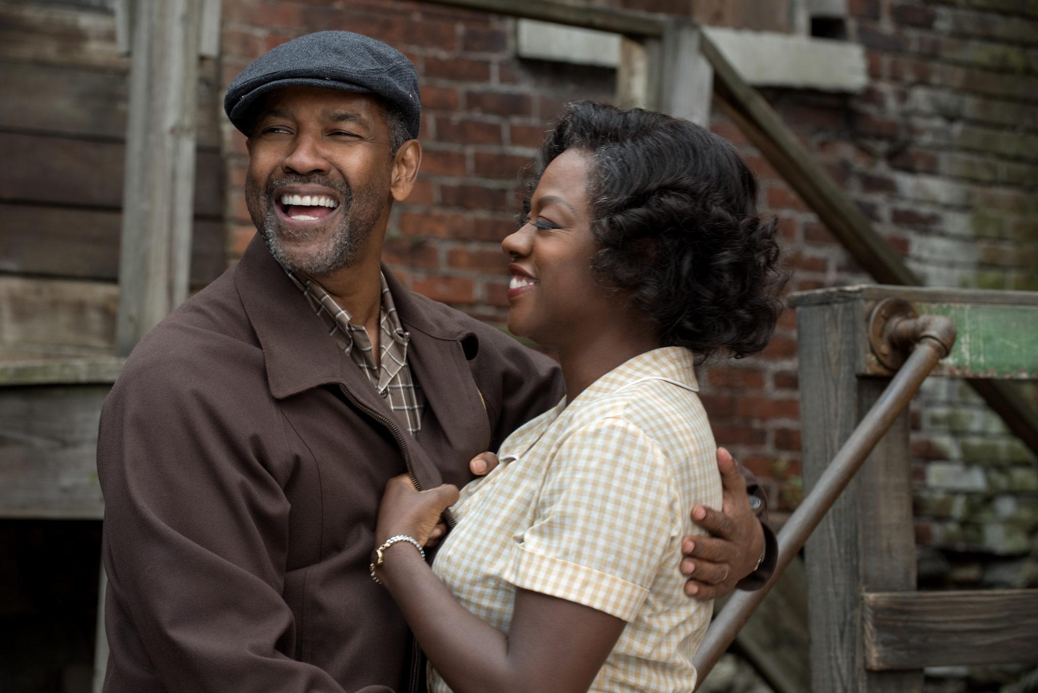 New Movie: 'FENCES' Starring Denzel Washington