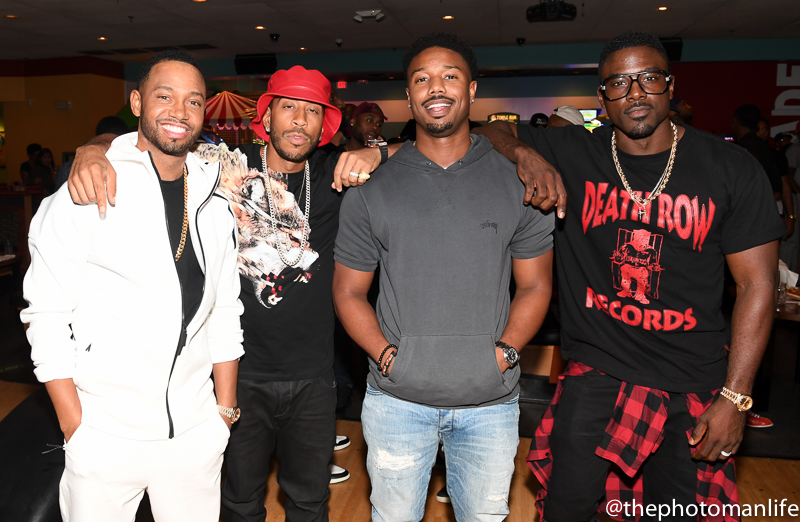 Ludacris LudaDay Celebrity Bowling Event