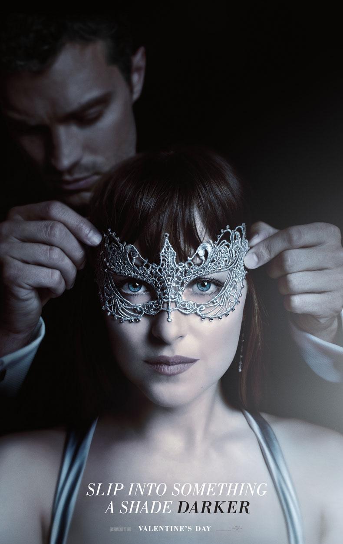 New Movie: 'Fifty Shades Darker'