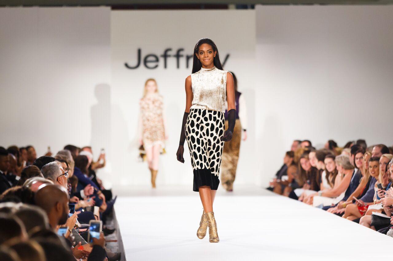 Best Looks: Jeffrey Fashion Cares Fashion Show