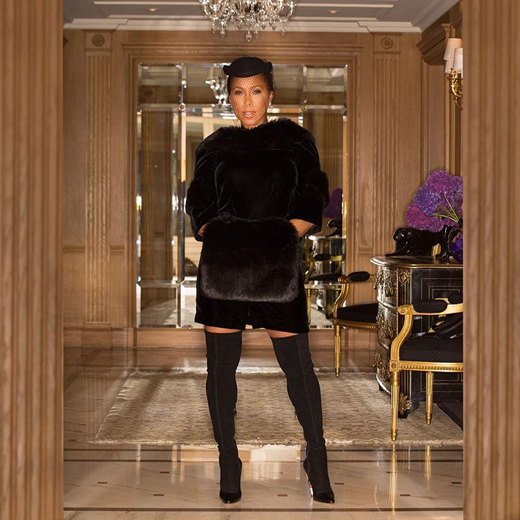 Wardrobe Breakdown: Marjorie Harvey At Paris Fashion Week