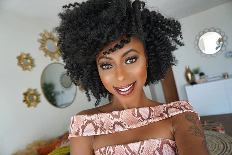 Get The Look: Jessica Pettway Shows You How To Get The Perfect Twist Out