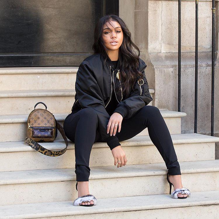 Wardrobe Breakdown: Lori Harvey In Paris