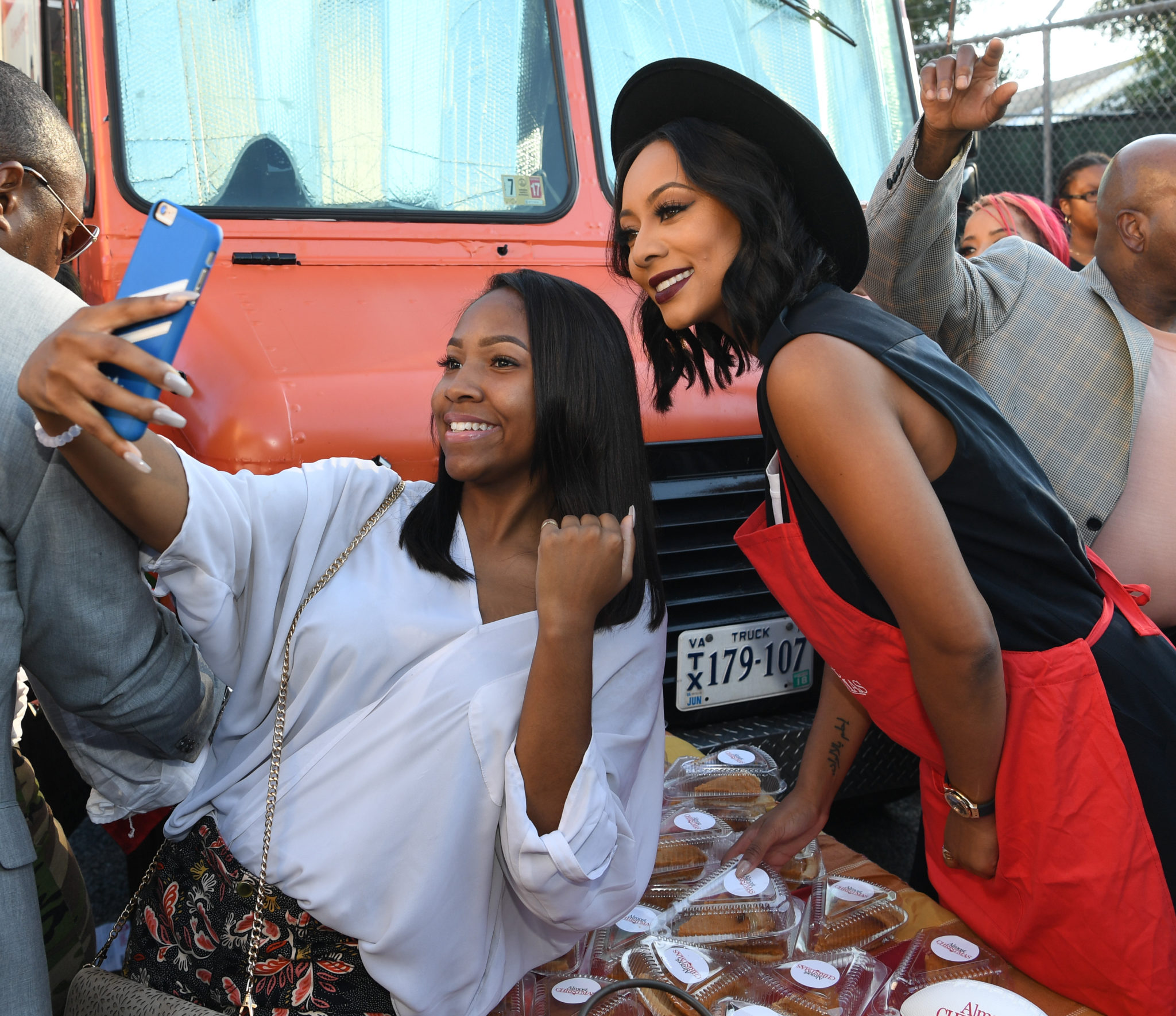 """""""ALMOST CHRISTMAS"""" Takes Over Spelman and Morehouse Homecoming w/Keri Hilson!"""