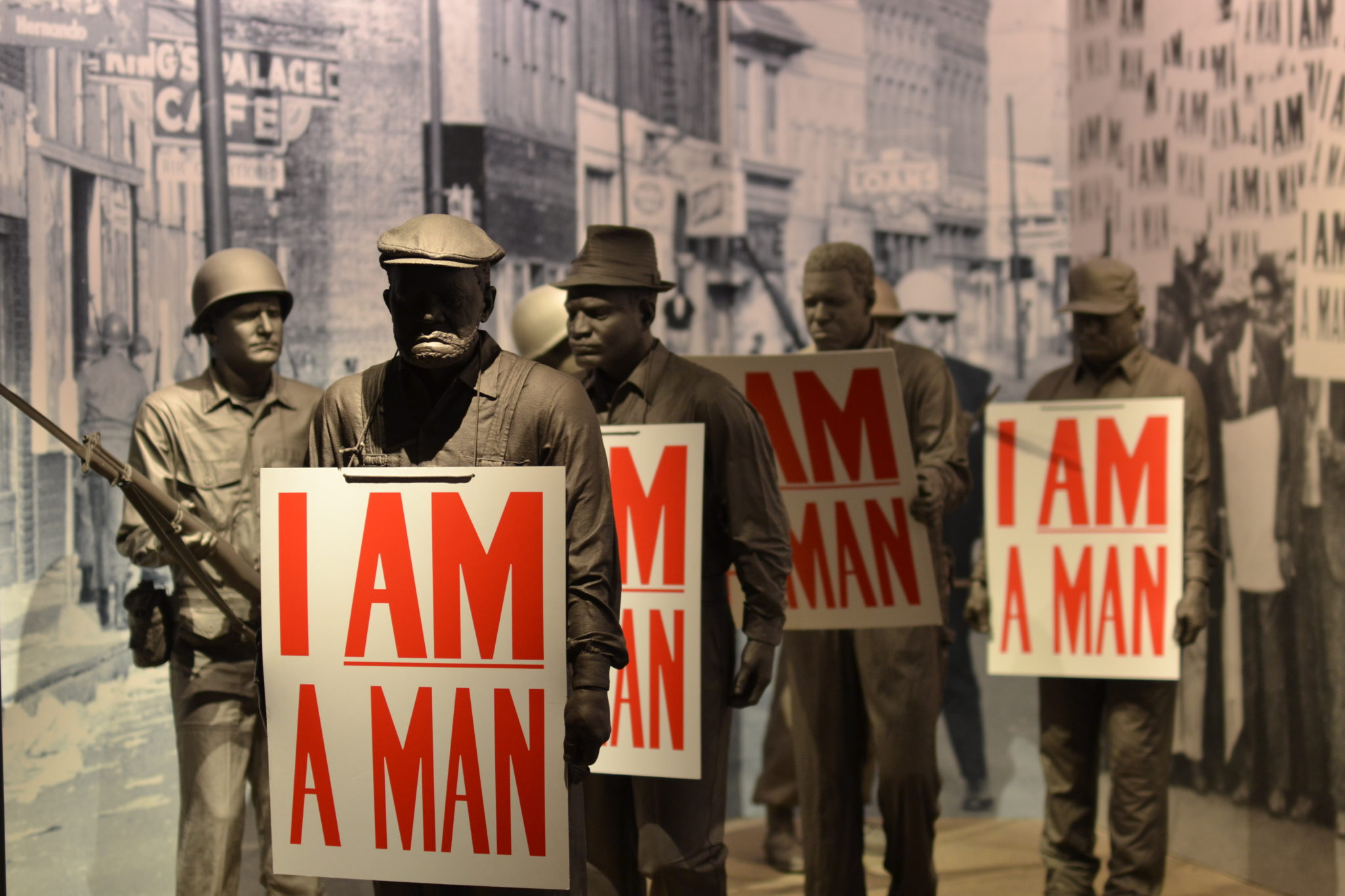 Civil Rights Museum In Memphis, Tennessee
