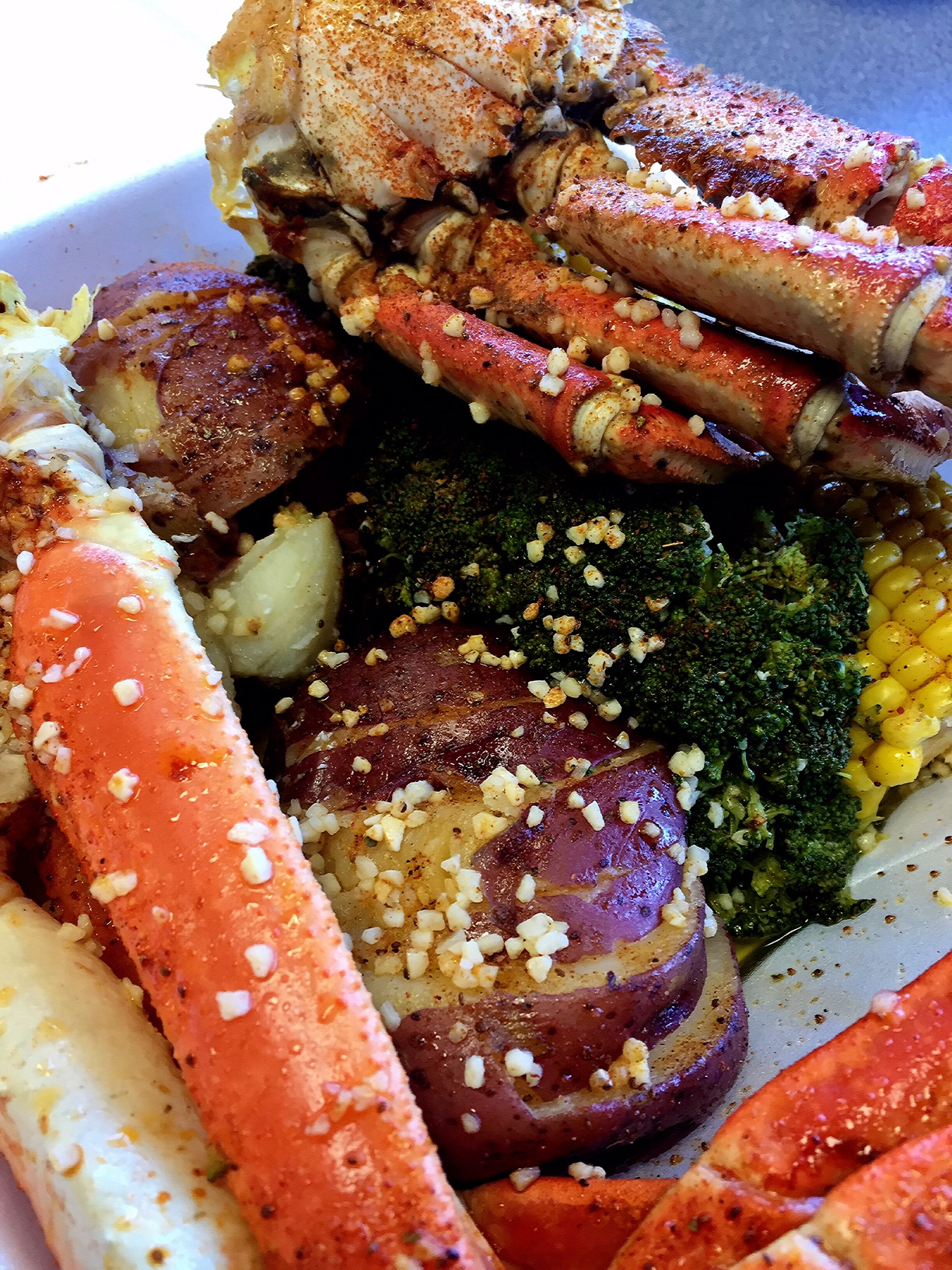 Leila's Land & Sea Restaurant