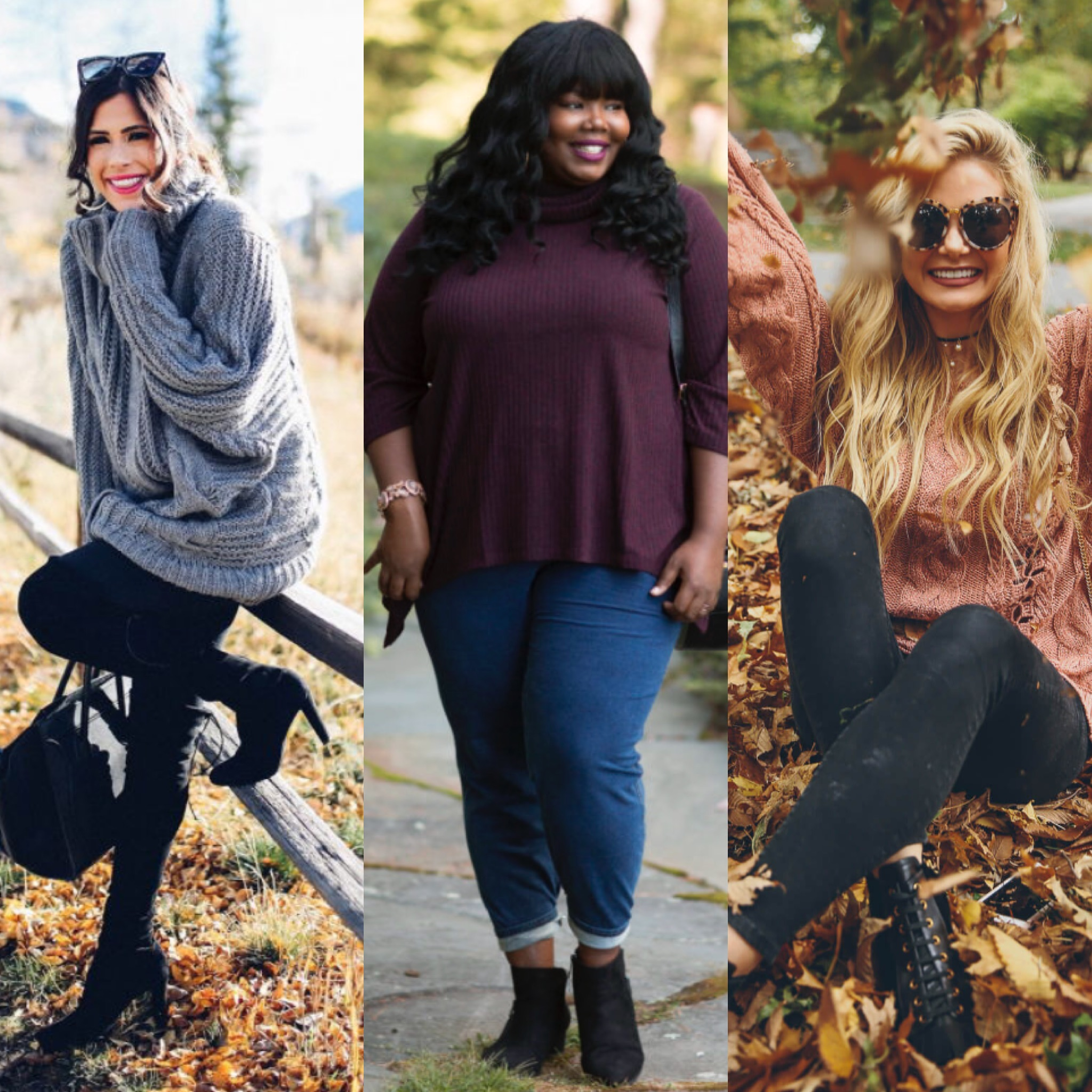 Sweater Weather, How To Rock This Favorite Fall Look