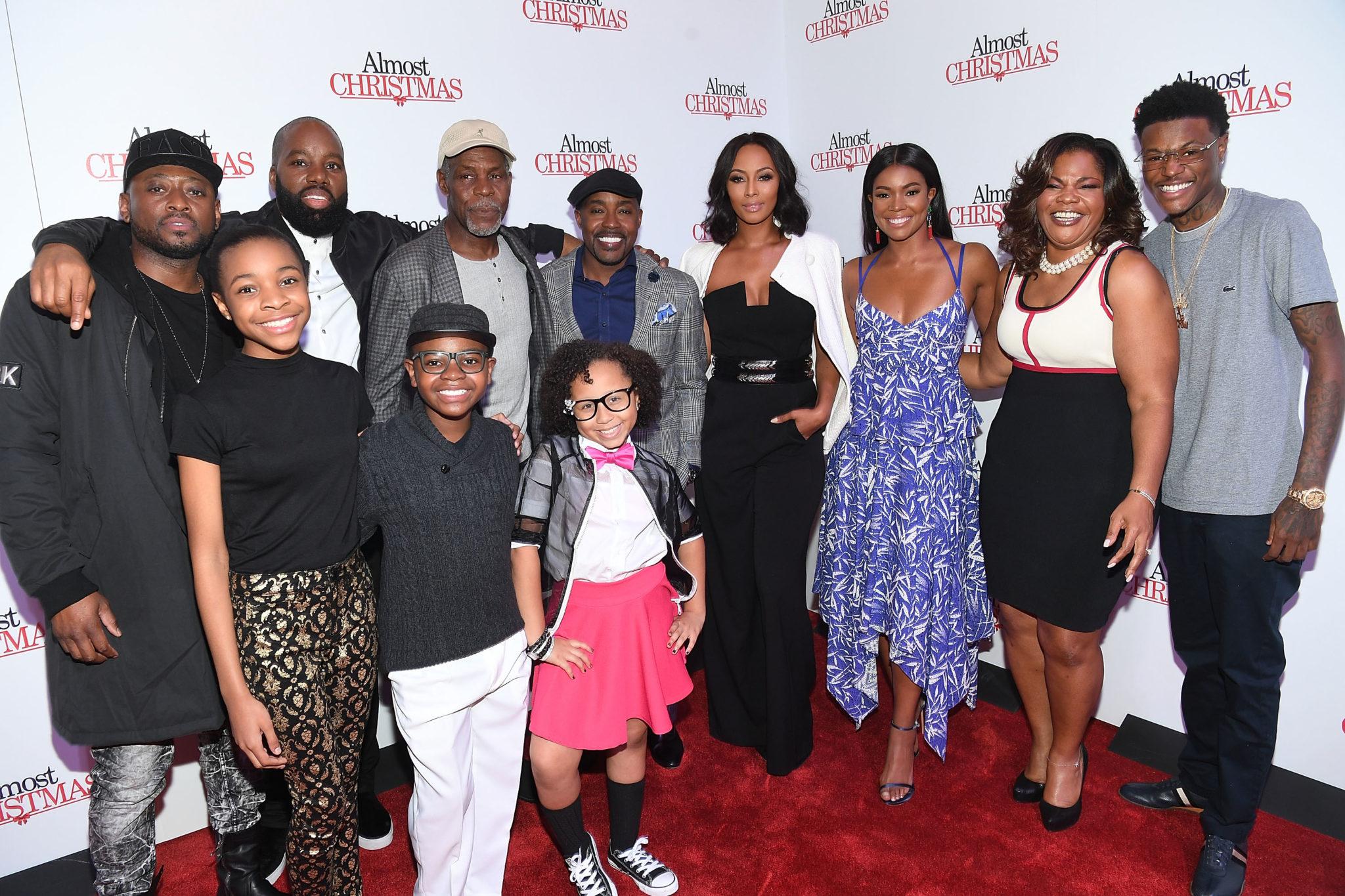 'ALMOST CHRISTMAS' Atlanta Red Carpet Screening