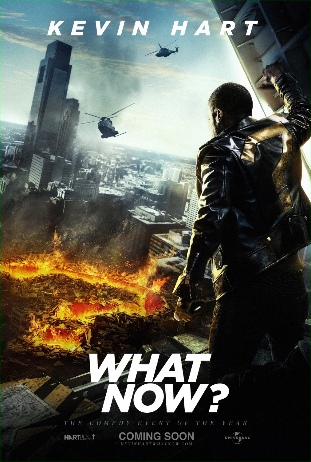 New Movie: Kevin Hart: What Now?