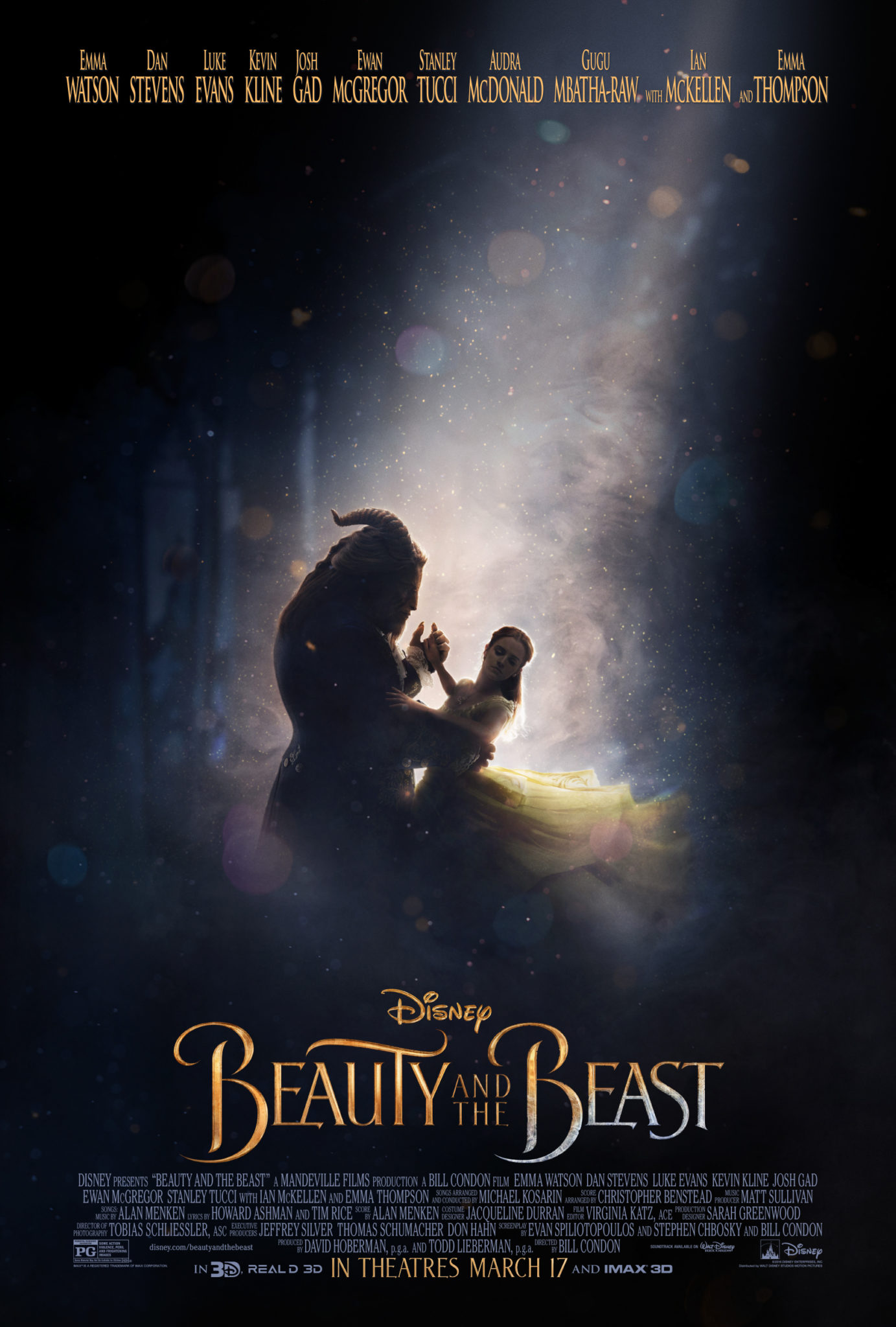 New Trailer: Beauty And The Beast