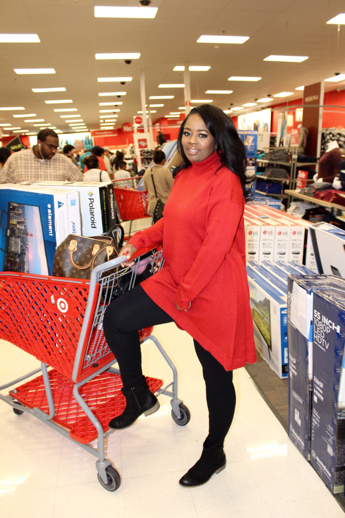 #BlackFriday Shopping Experience With Target