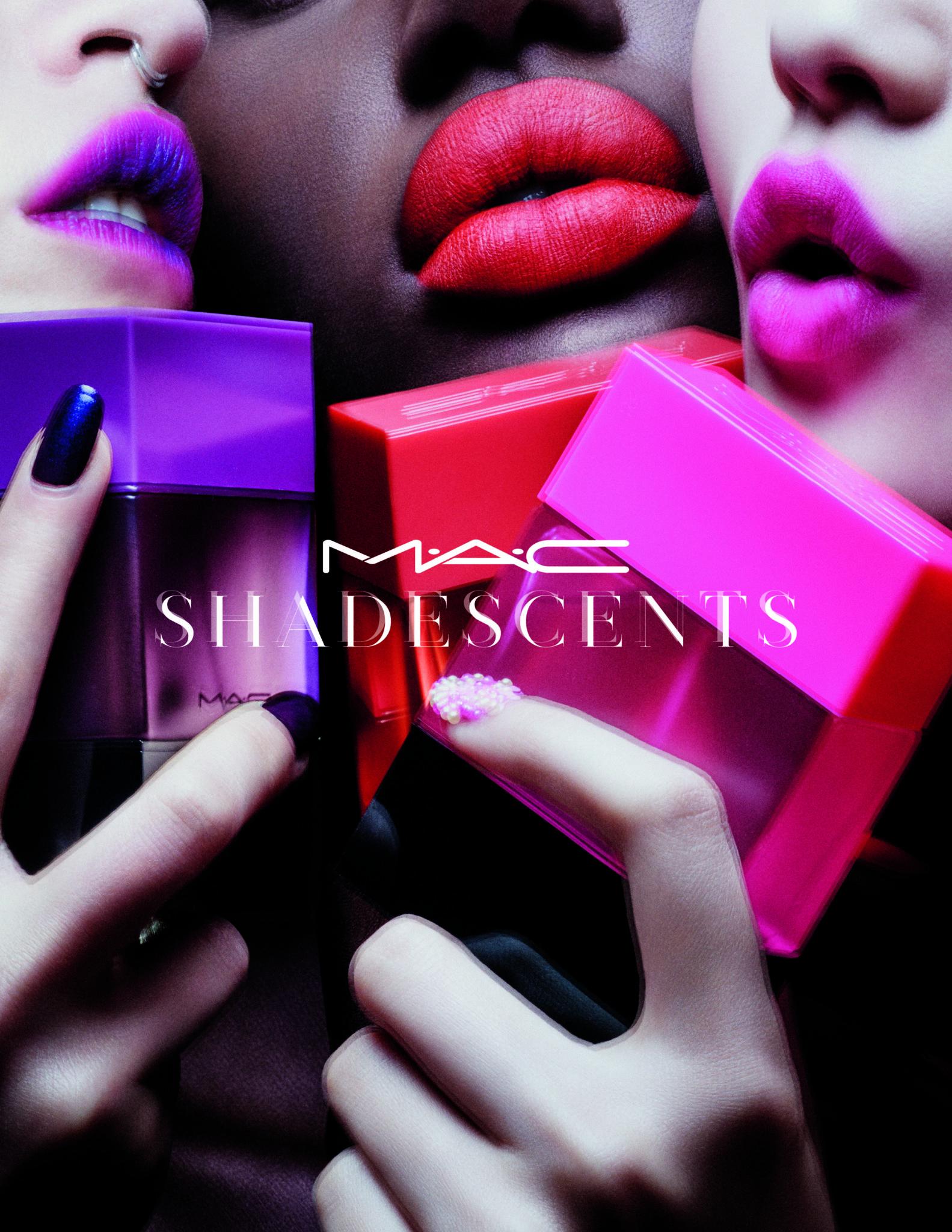 M.A.C. Presents: M.A.C. Shadescents